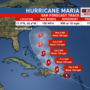 Tropical Weather Update: Maria is a Category 4 hurricane