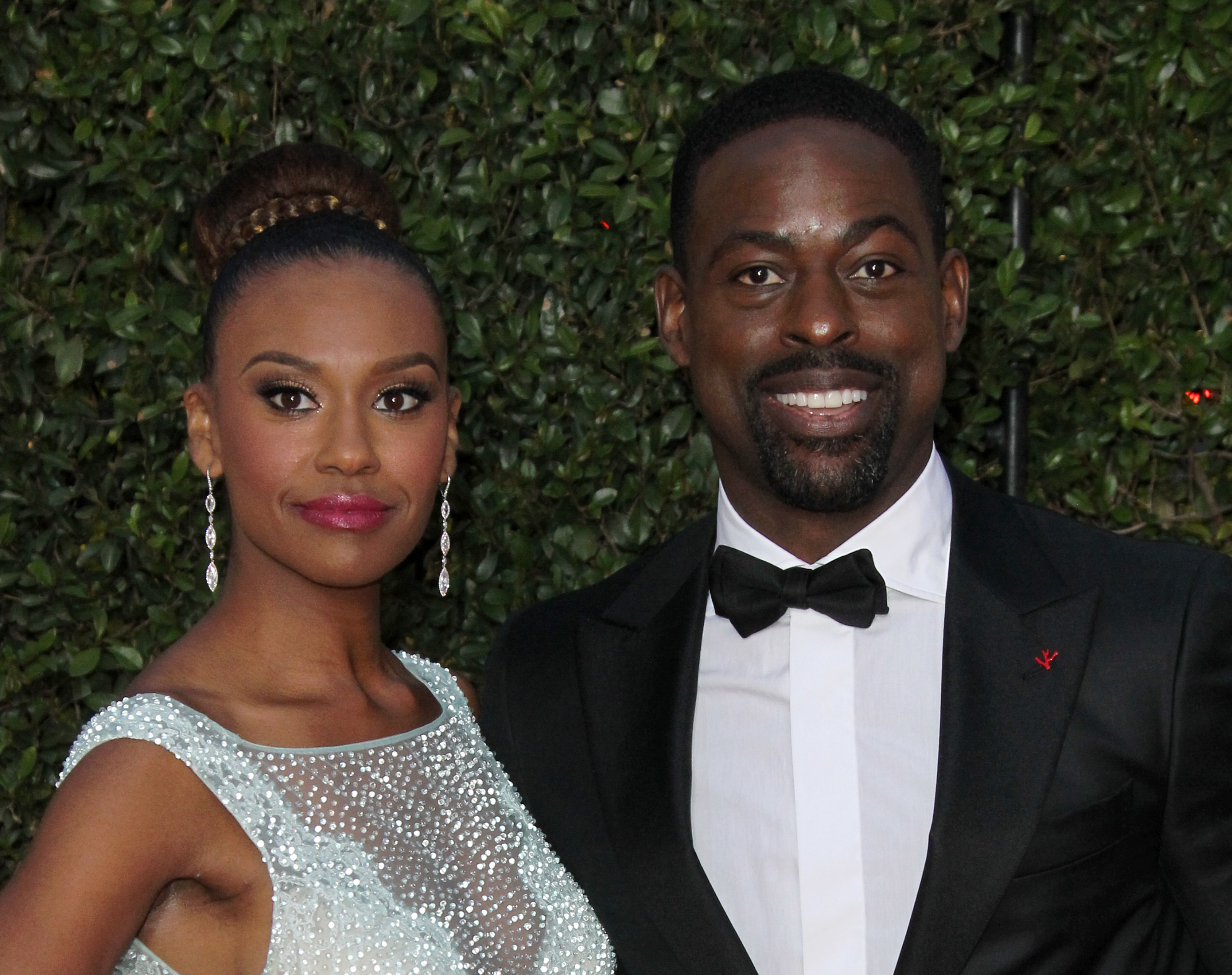 49th NAACP Image Awards 2018 Arrivals held at the Pasadena Civic Auditorium in Pasadena, California.Featuring: Sterling K. Brown, Ryan Michelle BatheWhere: Pasadena, California, United StatesWhen: 15 Jan 2018Credit: Adriana M. Barraza/WENN.com