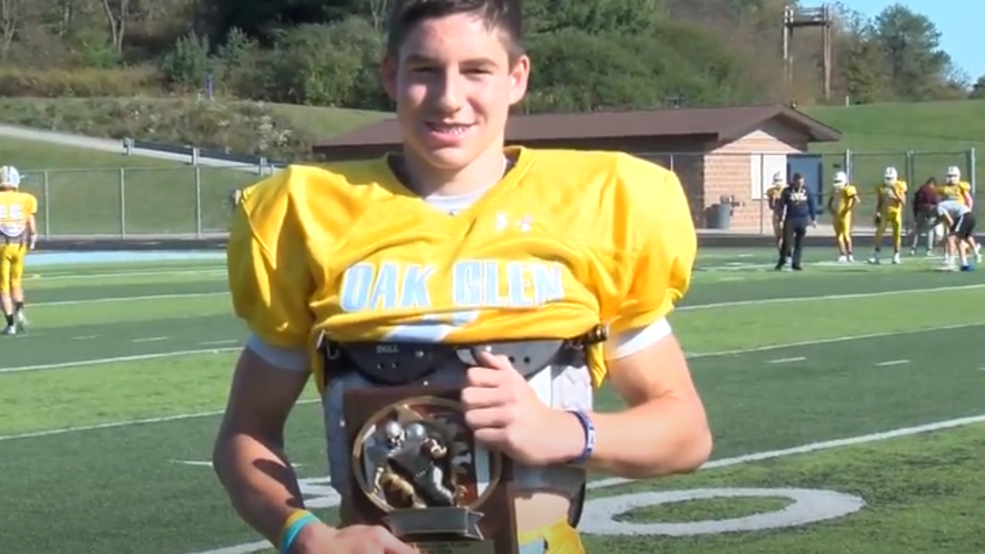 10.16.19 Player of the week - Hunter Patterson, Oak Glen