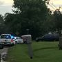 Child critically injured after being shot