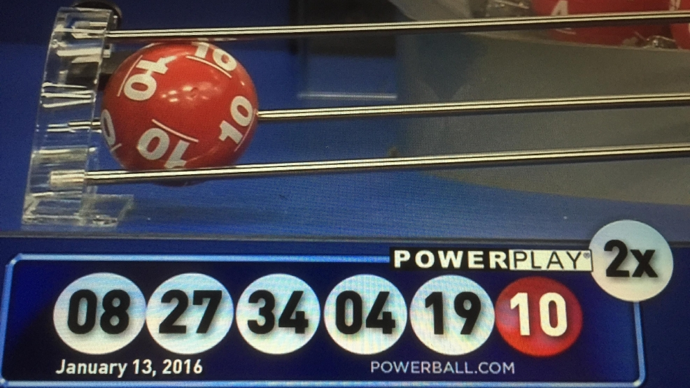 what time are the powerball numbers drawn