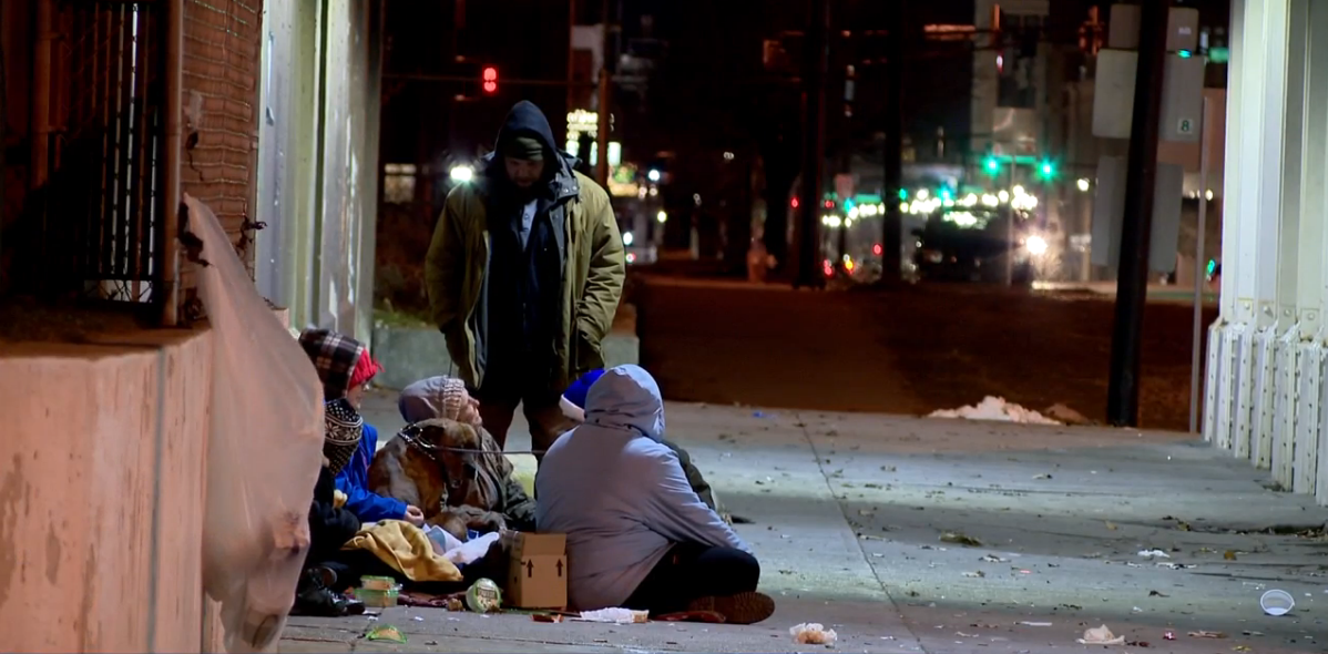 South Bend leaders consider homeless 'bill of rights' // WSBT 22