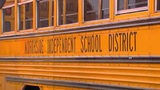 School bus crash on Far West Side