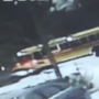 Cars caught on camera speeding past school buses
