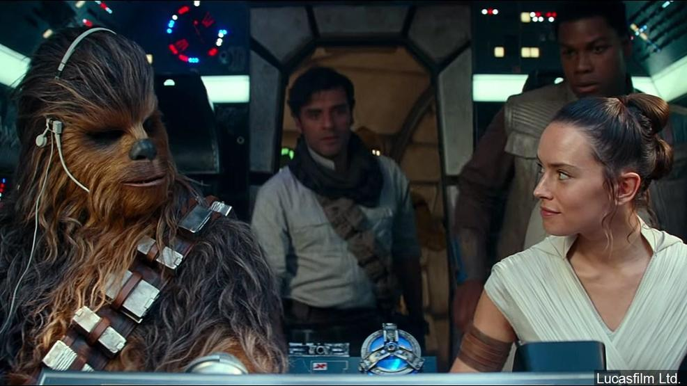 Disney gives dying Star Wars fan a private screening of 'The Rise of Skywalker'
