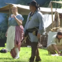 Historical reenactment brings the frontier to life