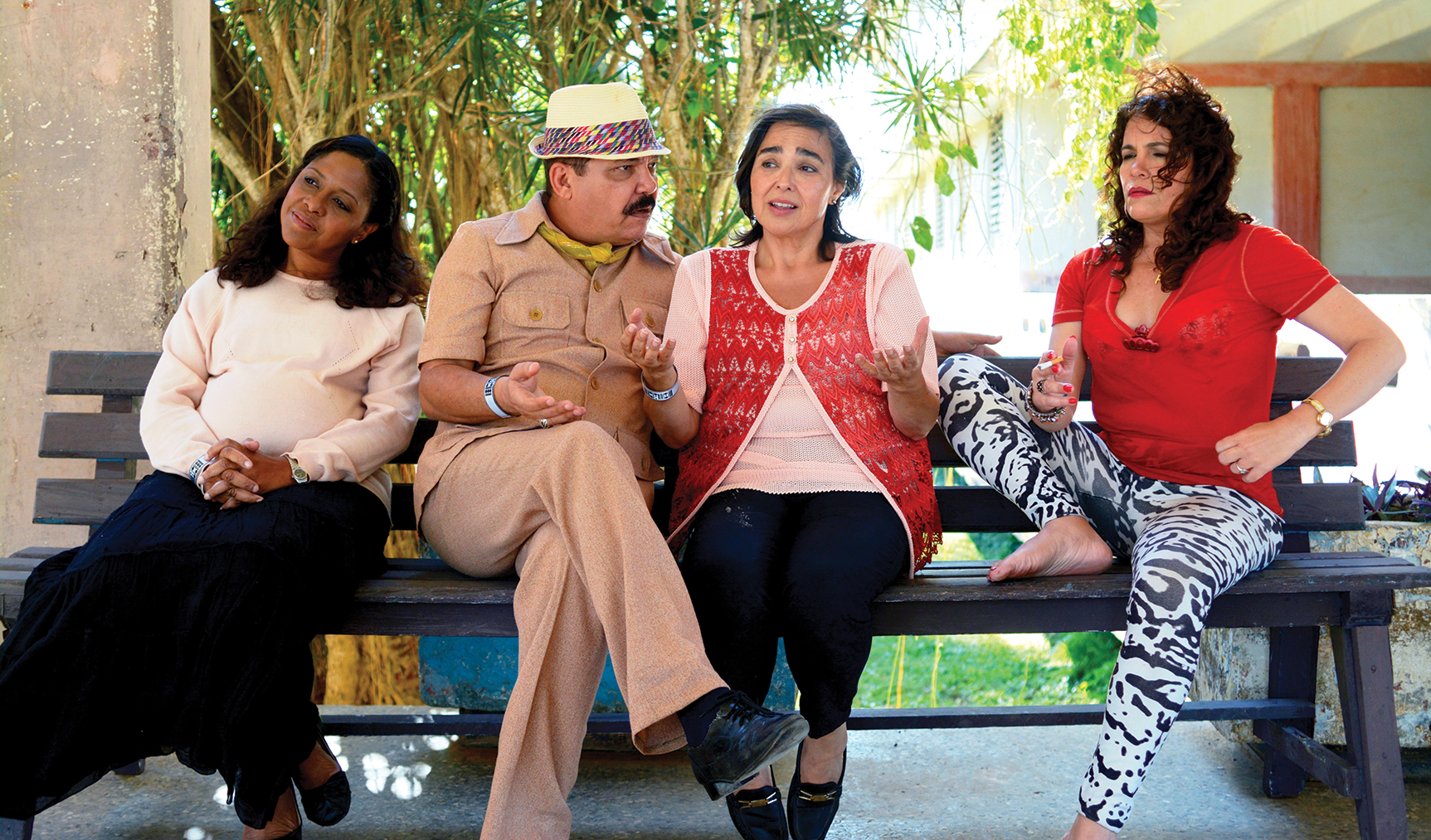 <p>&quot;An earthbound comedy with a keen grasp of human foibles and societal woes,&quot; according to The Hollywood Reporter, &quot;The Extraordinary Journey of Celeste Garcia&quot; is a sci-fi fantasy about a 16-year-old woman who feels unseen by everyone in her life. When the government reveals that aliens from the planet Gyrok have been living in Cuba and are taking select citizens back to their home planet, she unexpectedly finds herself chosen to make the intergalactic trek in the hopes of finding adventure and a more fulfilling life. (Image: SIFF)</p>