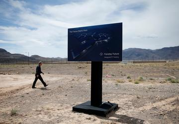 Electric car maker scraps plans for $1 billion Nevada plant