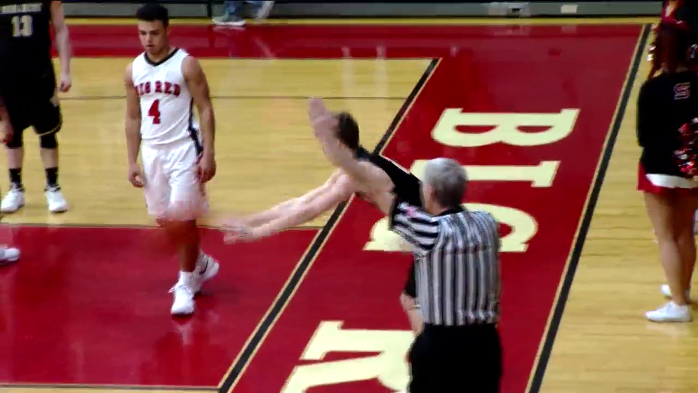 1.23.18 Highlights: Steubenville vs. John Marshall - boys basketball