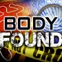 Marlboro County Coroner:  Body found in creek off of Gum Swamp Rd. in McColl