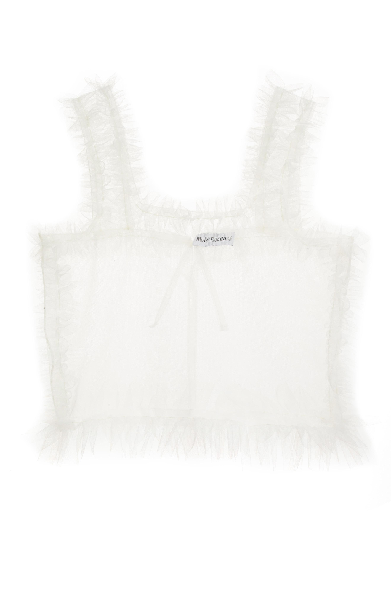 Molly Goddard Frill Top - $375. Get it at nordstrom.com/space. (Image: Nordstrom)